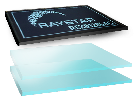 PMOLED, Passive Matrix OLED, PMOLED Display - Raystar Optronics