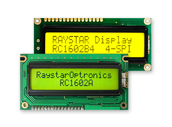 Character LCD Display Modules, LCD Character Module, LCD Display Character