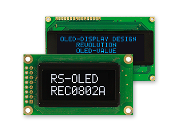 OLED Character Display, Character OLED Module