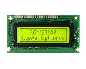 Small LCD Display Module 122x32