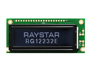 122x32 LCD Graphic Display Module - RG12232E