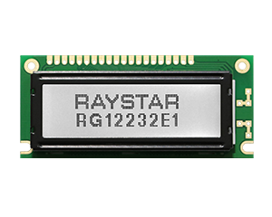 Monochrome Graphic Display 122x32 - RG12232E1