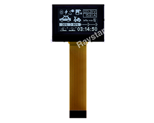 128x64 Display COG LCM