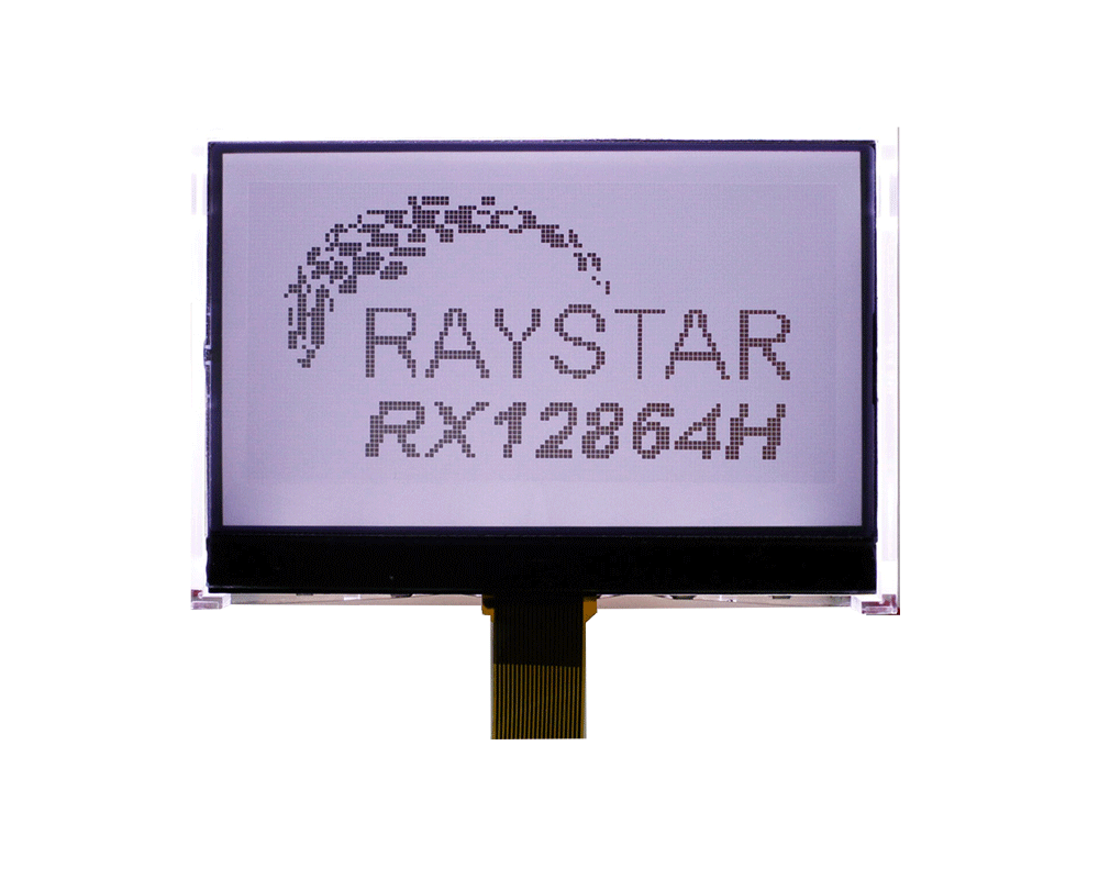 128x64 Graphic COG LCD Display - RX12864H