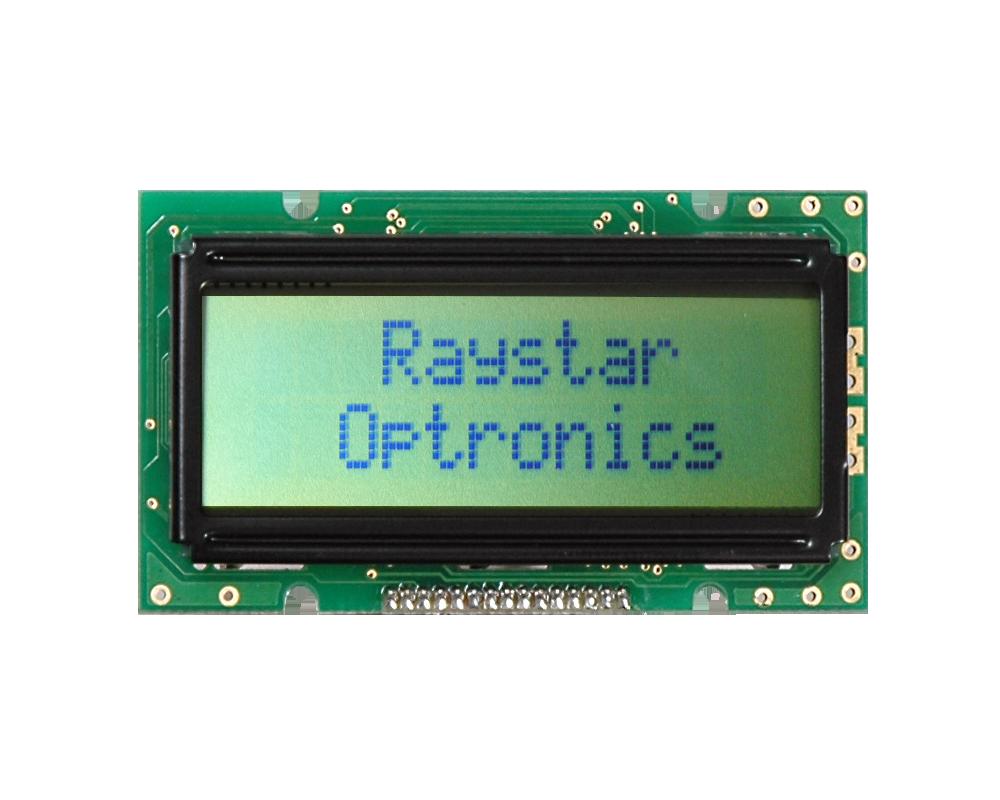 Display LCD 12x2 Raystar LCD 12x2