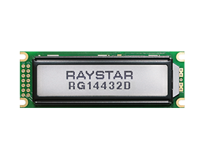 144x32 Graphic LCD Display - RG14432D