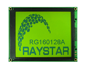 Graphic LCD 160x128, LCD Graphical Display 160x128 - RG160128A