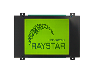 160x128 Graphic LCD Displays - RG160128B - Raystar