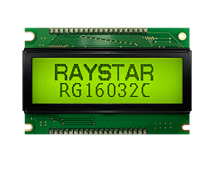Graphics LCD Modules 160x32 - RG16032C - Raystar