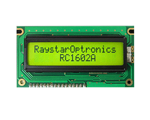 Character LCD Display 1602