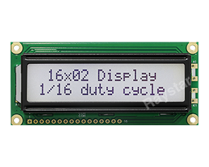 Character LCD Display Module 16x2 - RC1602B1