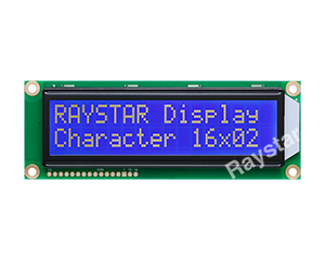 Display Character, LCD Display Character 16x2 - RC1602E