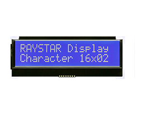 Character LCD Display Module 16 Characters x 2 Lines - RX1602A3