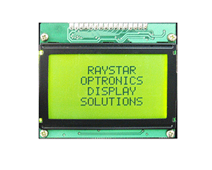 16x4 Character LCD Module
