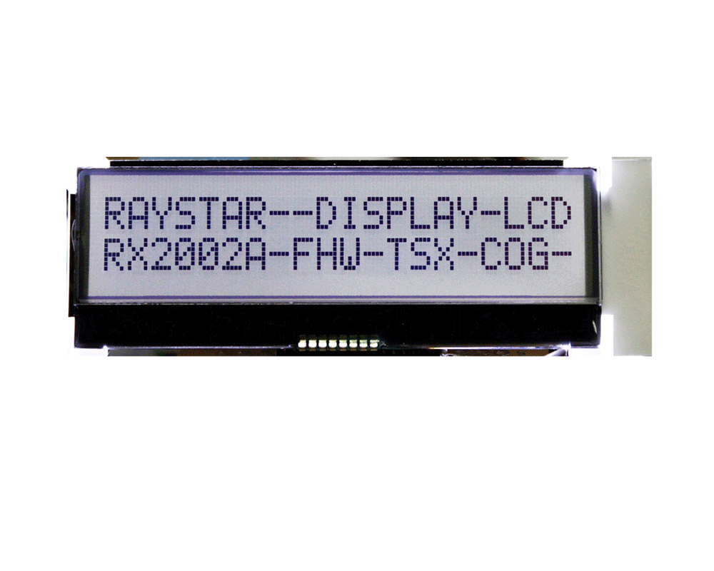 COG LCD Display Character 20x2 - RX2002A