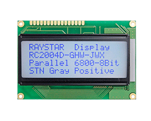 Character Display LCD 20x4 - RC2004D