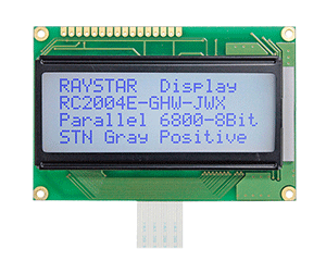 Character LCD Display 20x4