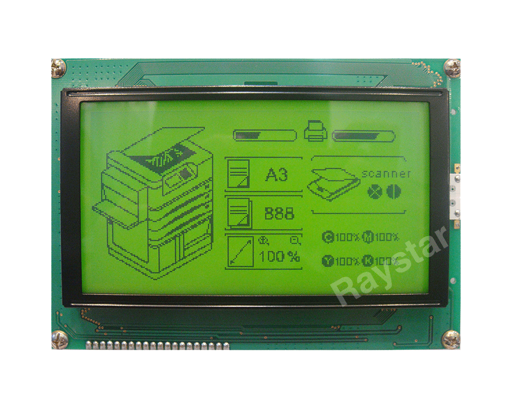 Graphic Lcd 240x128 Lcd Display 240x128 240x128 Graphic