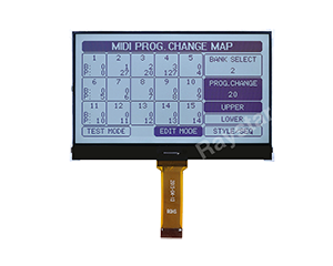 Graphic LCD Display Module 240x128