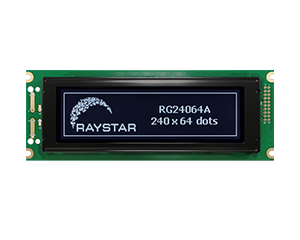 Graphic LCD Display 240x64