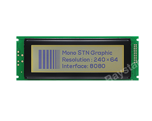 LCD Graphic Display Module 240x64 - RG24064A4