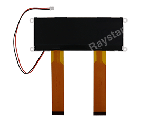 240x64 COG Graphic LCD Displays - RX24064A1