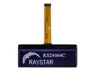 COG Graphics LCD Display 240x64 - RX24064C