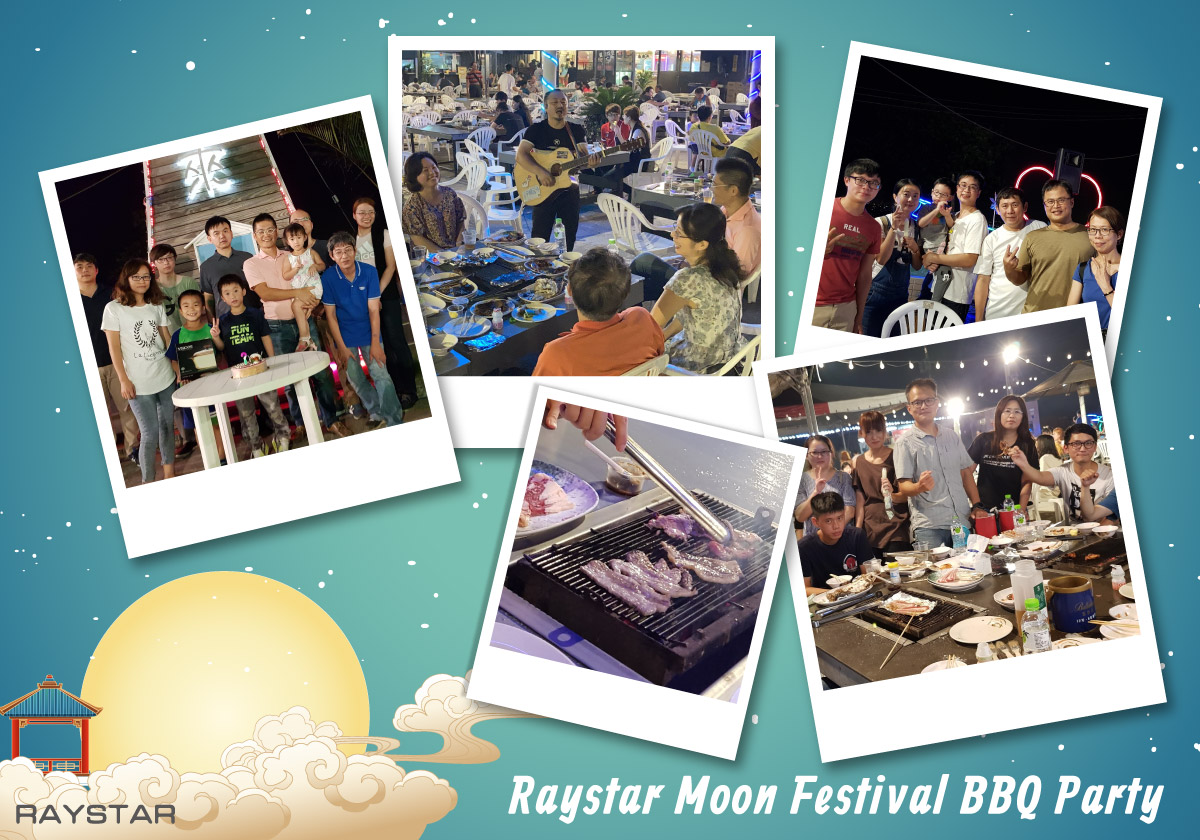 Raystar Chinese Moon Festival Activities 2020