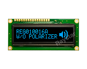 100x16 Graphics OLED Display - REG010016A