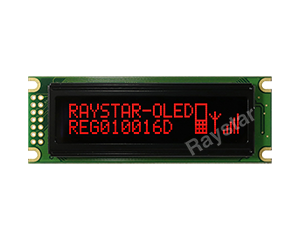 "2.4"" Graphics OLED Display 100x16"