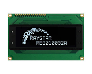 100x32 OLED Graphic Display Module 2.44""