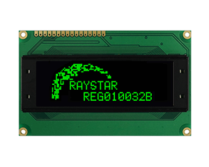 "2.44"" 100x32 OLED Graphic Display Module"