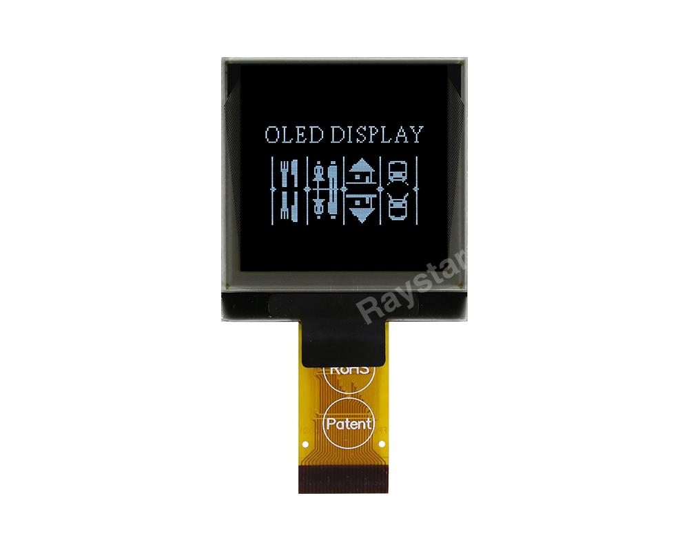 1 5 OLED Display, OLED Display 128x128 - Raystar