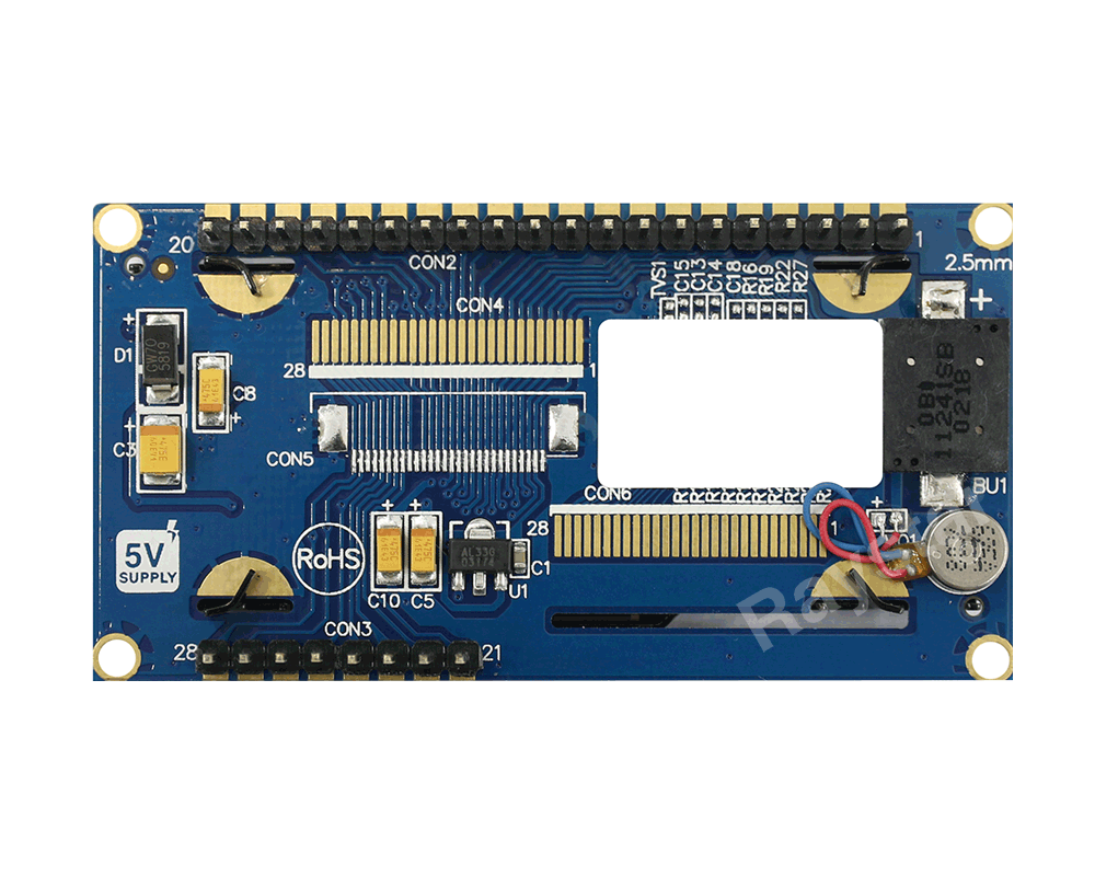 SSD1305 OLED, 2.23 inch OLED Display - REP012832A