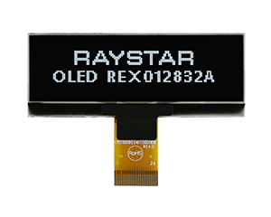 "2.22"", 128x32 OLED Display Module"
