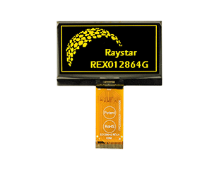 "2.42"" OLED Graphic Display Module 128x64"