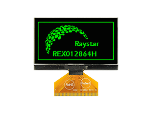 128x64 Graphic OLED Display Module 2.42""