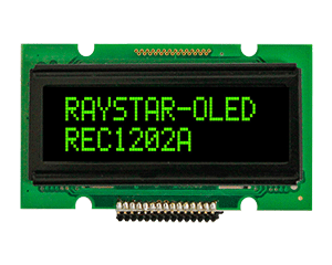 Character OLED Display 16x1
