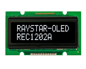 Character OLED Display 12x2