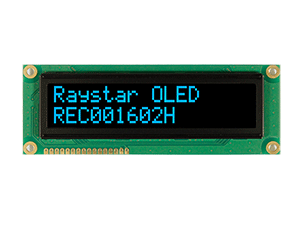 OLED Character Module 16x2 - REC001602H