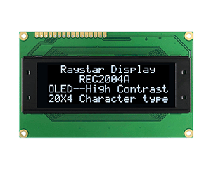 20x4 OLED Display