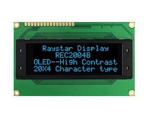 OLED Character Display Module 20x4