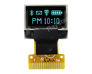 0.49 OLED, 64x32 Micro OLED Display Module, OLED Micro Display, Micro OLED Screen - REX006432A