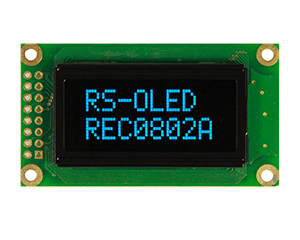 OLED Character Display 8x2