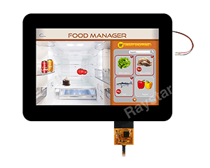 1280x800 Touch Screen, 1280x800 Capacitive Touch Screen TFT 10.1 - RFK1010F-AYH-LNB