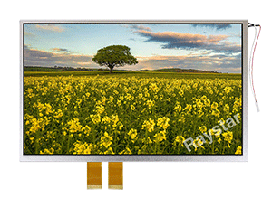 "10.2"" Wide Temperature TFT LCD Panel"