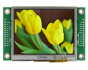 3.5 inch All in One TFT LCD Module (RTP) - RFC350M-EIW-DRS