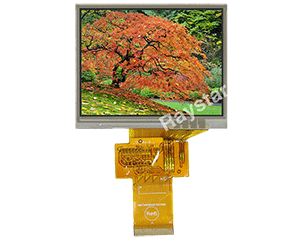 TFT LCD Resistive Touchscreen 3.5""