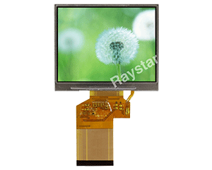 Sunlight Display 320x240, Sunlight Viewable Display 3.5 - RFC350L-AIH-D