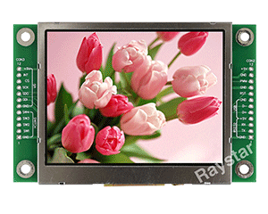 "SPI Interface TFT LCD Module 3.5"" (All in One TFT)"